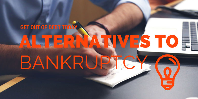 A Man Looking For Alternatives To Bankruptcy In Australia